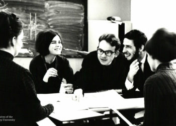 The Formation of Architectural Theory in Belgium, 1965-1995