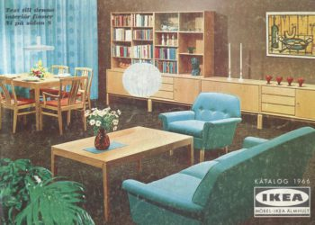 The IKEA House: an alternative perspective on modern domestic space through commercial home models